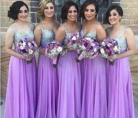 Purple Bridesmaid Dr..