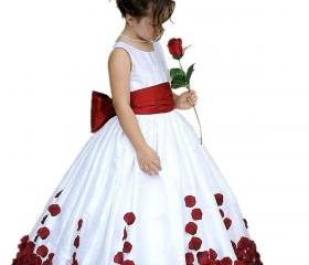 Cute Flower Girl Dre..