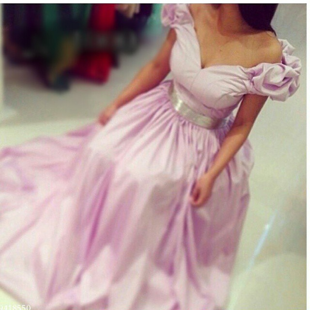 Pink Evening Dresses, V Neck Evening Gowns, Ruffle Prom Dresses, Satin Prom Dresses, New Arrival Party Dresses, Floor Length Formal Dresses