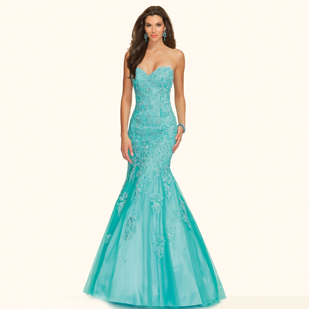 Hunter Green Prom Dresses, Sweetheart Evening Gowns, New Arrival ...