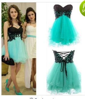 64b59b1ec48 Short Homecoming Dress