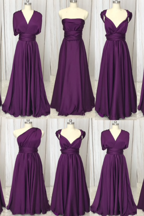 purple bridesmaid dress, bridesmaid dresses long, convertible bridesmaid dress, bridesmaid dresses 2020, cheap bridesmaid dress, cheap bridesmaid dress, custom bridesmaid dress