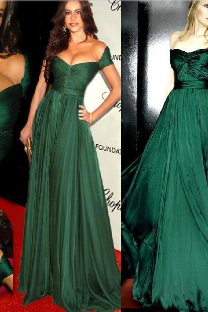 hunter green prom dress, cap sleeve prom dress, chiffon prom dress, prom dresses long, prom dresses 2020, vestido de festa, a line prom dress, cheap prom dress, 2019 prom dress, modest prom dress