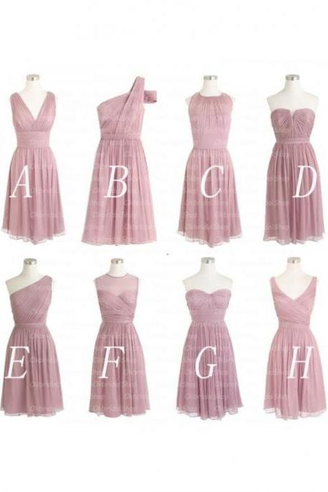 short bridesmaid dresses, cheap bridesmaid dresses, mismatched bridesmaid dresses, cheap bridesmaid dress, wedding guest dresses, robe de soiree, custom bridesmaid dresses, country style bridesmaid dresses, bridesmaid dresses 2020