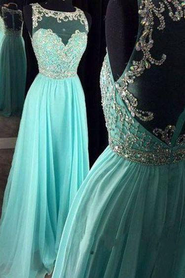 turquoise blue prom dress, lace applique prom dress, beaded prom dress, prom dresses long, chiffon prom dress, elegant prom dresses, long prom dresses, 2021 prom dresses, vestido de longo, sexy formal dresses