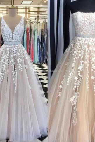 lace applique prom dress, champagne prom dresses, 2021 prom dress, beaded prom dresses, prom dresses long, senior prom dresses, prom dresses 2020, vestido de fiesta, robe de soiree, cheap prom dress, pageant dresses for women