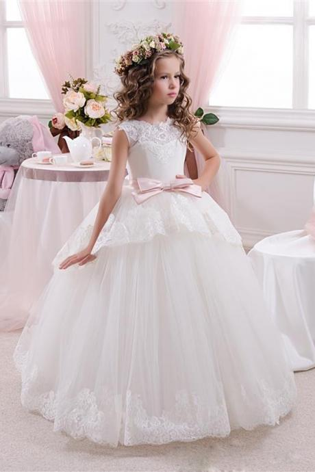 First communion dresses on luulla for Wedding dresses for child