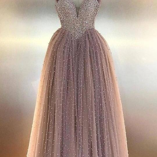 luxury prom dress, brown prom dresses, beaded prom dress, cap sleeve prom dresses, elegant prom dress, 2021 prom dresses, vestido de longo, robe de soiree, evening gown, vestido de festa